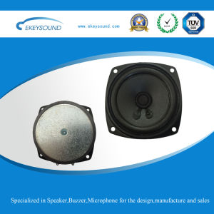 "3"" Paper Cone Stereo Speaker pictures & photos"