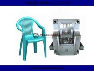 Plastic Custom Patio Outdoor Arm Chair Mould pictures & photos
