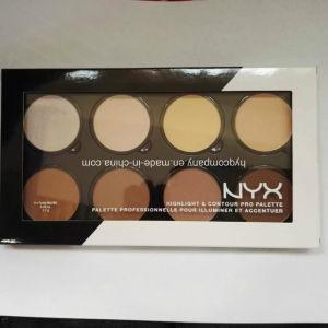 Nyx Makeup Cosmetics Concealer 8 Colors Concealer Powder Palette pictures & photos