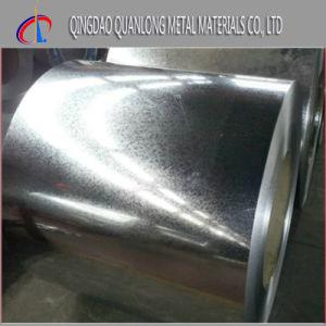 SGCC Dx51d Regular Spangle Galvanized Steel Coil pictures & photos