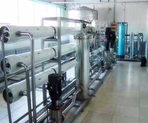 Reverse Osmosis Water Purifier System/RO Water Filter Plant/Water Treatment Equipment pictures & photos