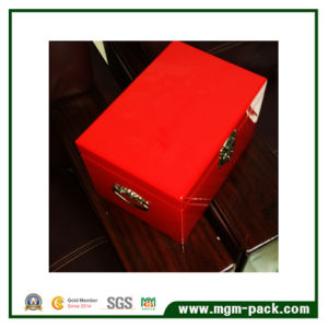 High Glossy Lacquered Wooden Jewelry Storage Box pictures & photos