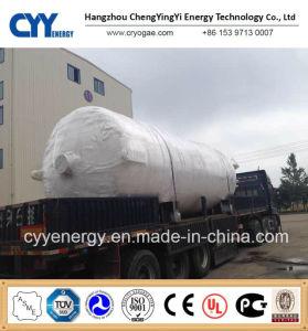 GB150 Low Pressure LNG Liquid Oxygen Nitrogen Argon Carbon Dioxide Storage Tank pictures & photos