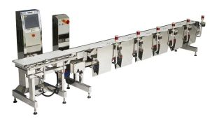 Machine for The Product to Sort Different Weight Arange pictures & photos
