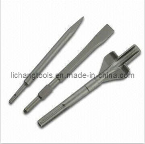 SDS Plus&Max Chisel with Tungsten Carbide Tip pictures & photos