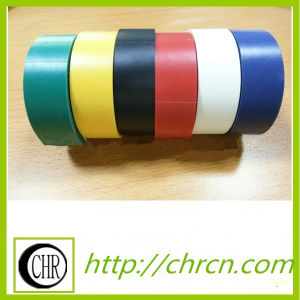 High Quality Colored PVC Electrical Insulation Tape pictures & photos