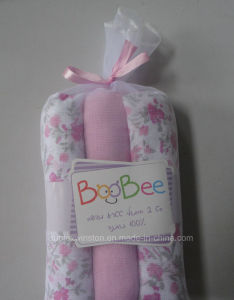 100% Cotton Muslin Baby Wraps St017 pictures & photos
