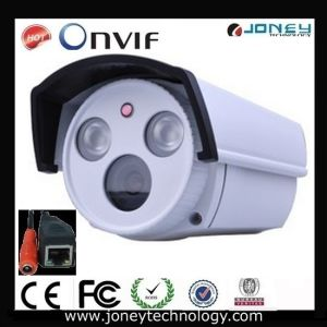 CCTV Network IR Waterproof Outdoor Bullet IP Camera (JYR-6441IPC) pictures & photos