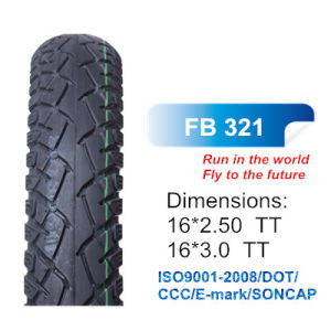 CCC Electric Bike Tyre Fb321 16*2.50 16*3.0