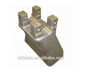Customized Investment Casting of Block for Automotive Parts pictures & photos
