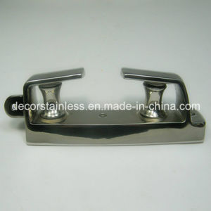 Stainless Steel 316 Angle Fairlead with Two Wheels pictures & photos