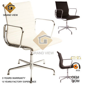 White Leather Airport Chair (GV-EA108) pictures & photos