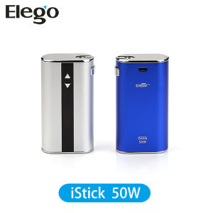 Wholesale Original Ecigarettes Eleaf Mod Istick 50W with 4400mAh Battery pictures & photos