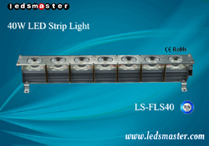 Super Bright, 40W LED Strip, 160lm/W pictures & photos