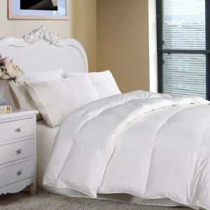 Baffled Box Down Feather Comforter