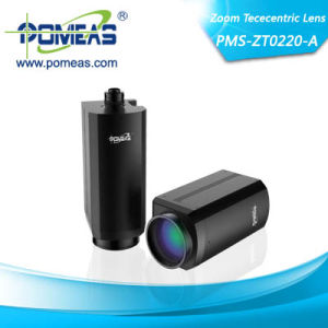 "Zoom Telecentric Lens to 1""Big Size Camera (PMS-ZT0220-A)"