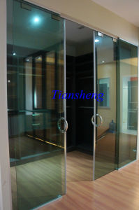 Frameless Exterior Glass Sliding Doors System pictures & photos