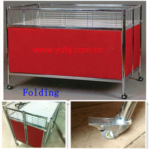 Folding Sales Table Counter Stand Promotion Display pictures & photos