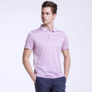 fashion Design Fancy Wear Formal Polo Shirt for Men OEM New Design pictures & photos