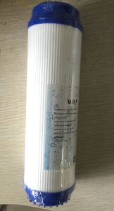 Active Carbon Water Filter Cartridge pictures & photos