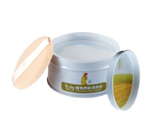 Tin Box for Skin Care Powder pictures & photos