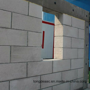 Automatic Autoclaved Aerated Concrete AAC Block