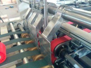 Semi-Auto Carton Box Folder Gluer Machine pictures & photos