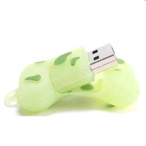 Wholesale Custom 3D PVC USB Flash Pen Drive pictures & photos
