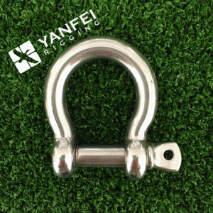 Stainless Steel Bow Shackle for Chain pictures & photos