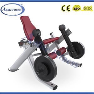 Gym Machine Seat Leg Extension Gym Exercise Equipment / Hammer Strength pictures & photos