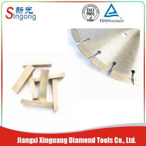 Professional Diamond Segment for Concrete Asphalt pictures & photos