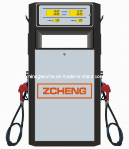 Zcheng Gas Station Gilbarco Fuel Dispenser Machine pictures & photos