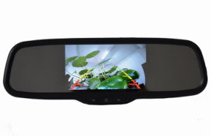 Car Mirror Monitor