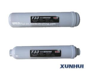 Inline Filter Cartridge T33