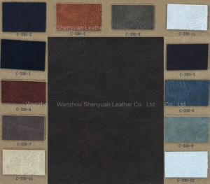 PU Leather for Shoe (C-330)