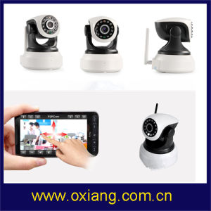 1000k Pixels P2p WiFi IP Camera pictures & photos