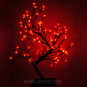 LED Decoration Mini Tree Christmas Light (LDT CR64) pictures & photos
