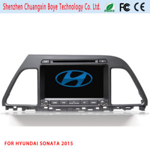 Car DVD/MP3/ MP4 Player with USB/SD for Hyundai Sonata 2015 pictures & photos