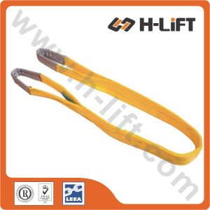3ton Polyester Webbing Sling / Lifting Sling with Eyes pictures & photos