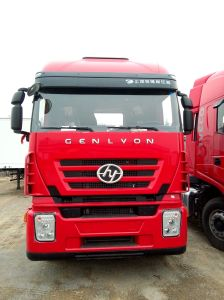 2017 Iveco Genlyon 6X4 420HP Tractor Truck Best Price Hot Sale pictures & photos