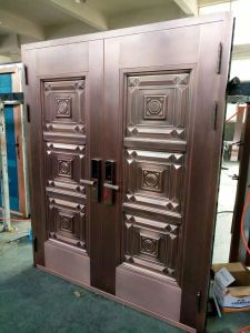 Top Luxury Design Copper Door pictures & photos