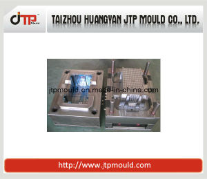 High Quality Vegetable Stackable Plastic Injection Crate Mould/Mold pictures & photos