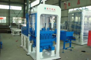 Hot Sell 03-25 Block Machine