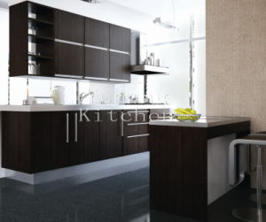 Melamine Finished Kitchen Cabinets #2012-127 pictures & photos