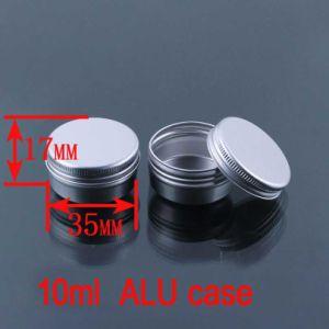 10g Cosmetic/Cream/Lotion/Lip Balm Aluminium Box/Case/Jar pictures & photos