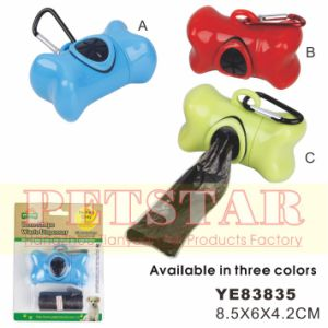 Convient Cute Dog Waste Bag Dispenser (YE83835) pictures & photos