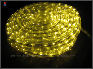 120V Round 3 Wires LED Rope Light