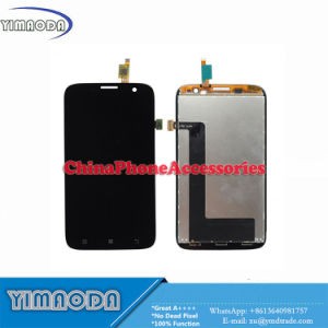 LCD Display Screen with Touch Digitizer Assembly for Lenovo A859 pictures & photos