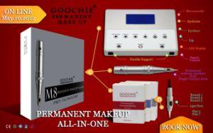 Permanent Makeup Eyebrow Lip Digital Tattoo Machine pictures & photos
