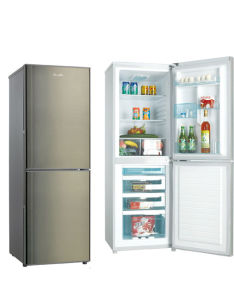 201L Direct Cooling Double Door Electric Refrigerator